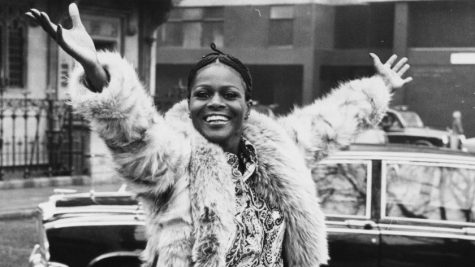 "Cicely Tyson in 1973, as seen in the PBS series ""American Masters: How It Feels to Be Free.""(Dennis Oulds / PBS)"
