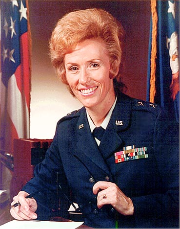 Major General Jeanne M. Holm: A Revolutionary Figure for Women in the U.S. Air Force