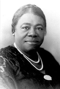 WHM: Mary McLeod Bethune