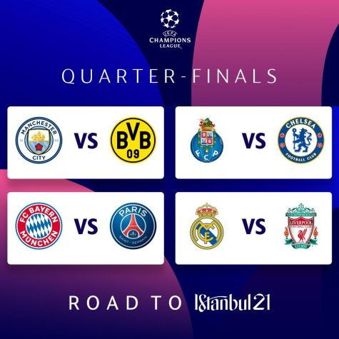 Champions League QF Reactions and Predictions