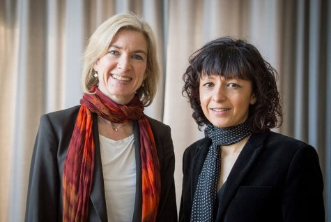WHM: Jennifer Doudna and Emmanuelle Charpentier